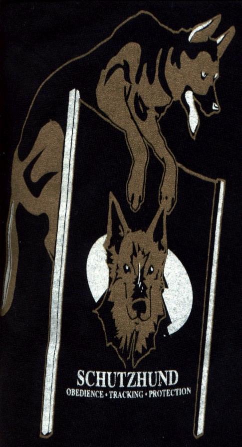 Kenai Schutzhund Club Logo